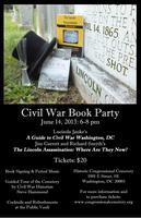 Civil War Book Party