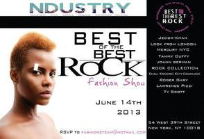 BEST OF THE BEST ROCK FASHION SHOW