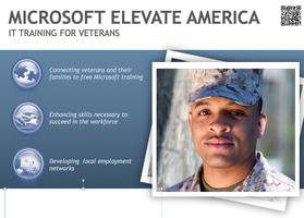 Microsoft ELEVATE AMERICA Training