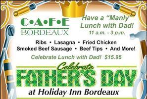 Father's Day at the Holiday Inn Bordeaux