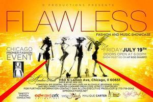 D Productions Flawless Fashion and Music Showcase
