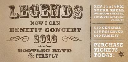 2013 Now I Can Benefit Concert