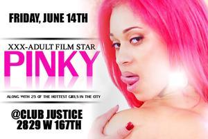 XXX-ADULT STAR ::(( PINKY )):::  | LIVE IN CHICAGO |...