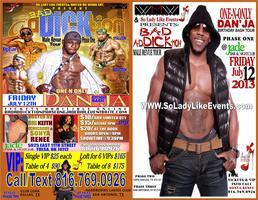 BAD ADDICKTION ... MALE REVUE TOUR ... DAN'JA B-DAY...