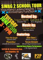 Yogurtland Ladera Heights 1 Year Anniversary Function
