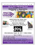 Fun-Raiser to Support Alzheimer's Association
