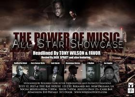 The Power of Music: All Star Showcase