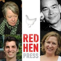Red Hen Press Reading: Blas Falconer, Atsuro Riley,...