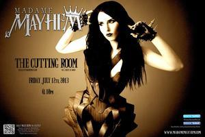 Madame Mayhem Live at the Cutting Room