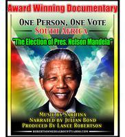 Nelson Mandela- One Person One Vote - South Africa