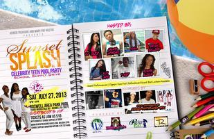 "KENEDI TREASURE EVENTS Presents ""SUNSET SPLASH"" TEEN..."