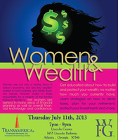 WOMEN & WEALTH 2013