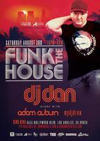 DJ DAN & ADAM AUBURN | Funk the House @ King King