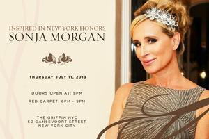 Special Event Honoring Sonja Morgan of Real Housewives ...