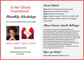 In Her Shoes Foundation Women's Monthly...