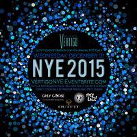 New Year's Eve 2015 at Vertigo Sky Lounge