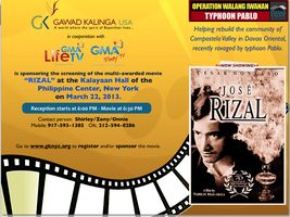 Rizal, the Movie