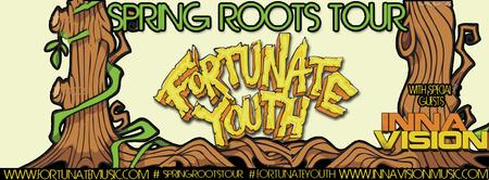 Fortunate Youth at West End Trading Co. on 5-1-13 in...