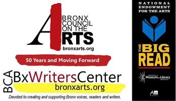 The Big Read in the Bronx Free Kick-off Event