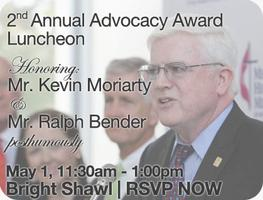 2nd Annual Advocacy Award Luncheon