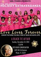 Love Lives Forever: 3rd Annual Holiday Extravaganza...