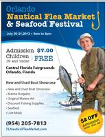 Orlando Nautical Flea Market And Seafood Festival