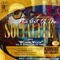 The Art Of The Socialite
