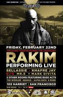 RE:CREATION w/ RAKIM!!!