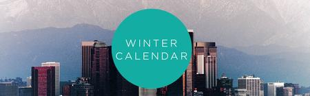 Winter Course Calendar