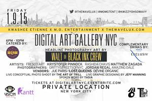 Digital Art Gallery: NYC