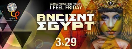 I FEEL FRIDAY: ANCIENT EGYPT