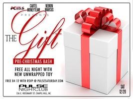 The GIFT: Pre-Christmas Bash - Saturday 12.20.14 @...
