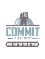 Commit to be Fit in 2015