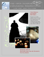 The Colloquium Series: LCG Art and Cultural...
