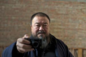 "Screening of ""Ai Weiwei: Never Sorry"" with filmmaker..."
