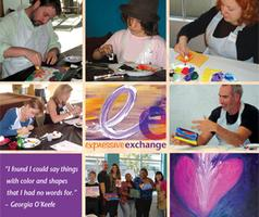 Expressive Exchange workshop: Paint Your Heart Out!