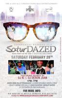 SaturDAZED [Tournament Weekend] Saturday Day Party...