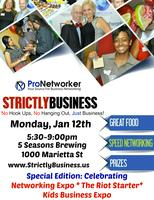 Strictly Business Networking Event: Special Edition