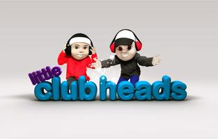 Little Club Heads Family Dance Party (Costume Party)