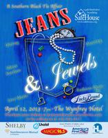 Jeans & Jewels benefiting SafeHouse