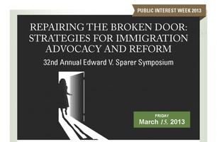 32nd Annual Edward V. Sparer Symposium