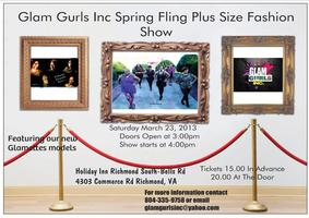 Glam Gurls Inc  Spring Fling Graduation Fashion Show