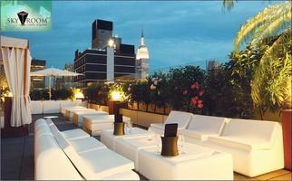 *FREE VIP Entry to SKYROOM - NYC's Tallest Rooftop*