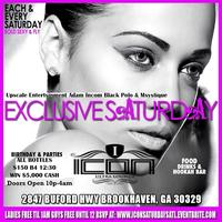 New Car Exclusive Saturdays The New @ICON LOUNGE...