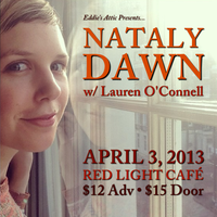 Eddie's Attic Presents: Nataly Dawn w/ Lauren O'Connell