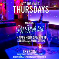 FREE ADMISSION AFTER WORK HAPPY HOUR PARTY