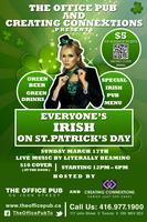 Everybody's IRISH on St. Patrick's Day (pub party)