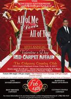 KingZKid Enterprise 10th Annual Valentines Red Carpet...