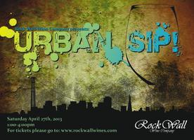 Rock Wall Wine Company presents: Urban Sip!