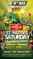 St Patty's Kick Off Weekend Party at Havana Club.
